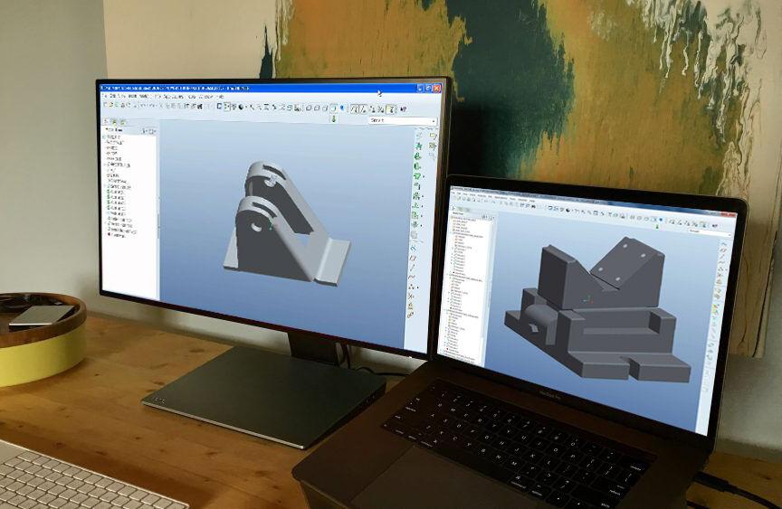 3D tervezés, Pro Engineer